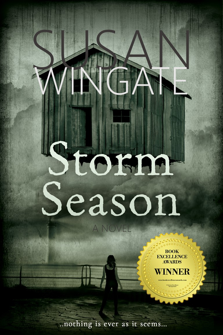 07112019 - Front Cover - STORM SEASON - Book Excel