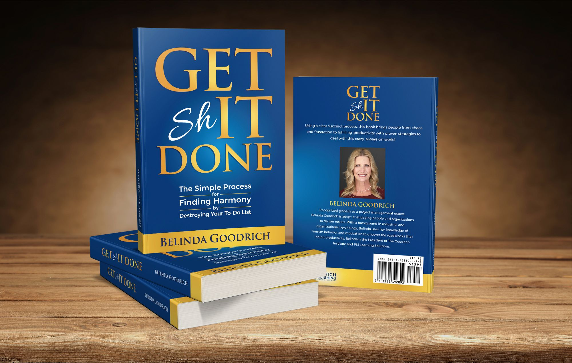 Get It Done, the book
