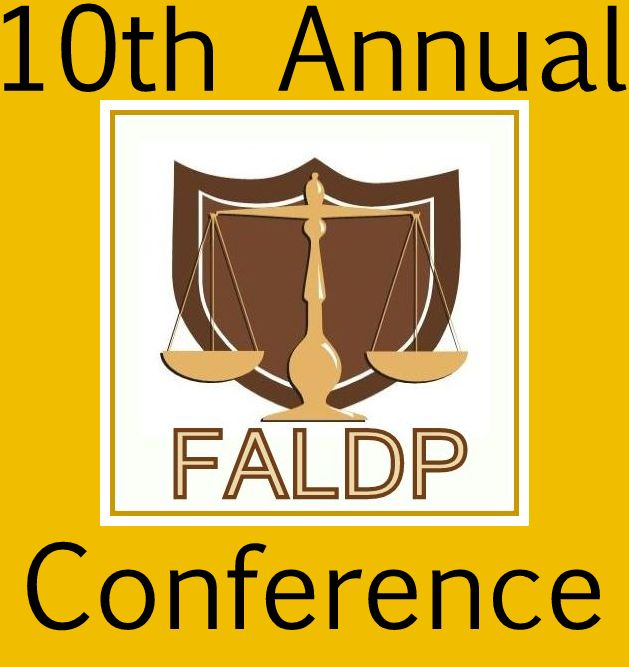 10th Annual FALDP Conference