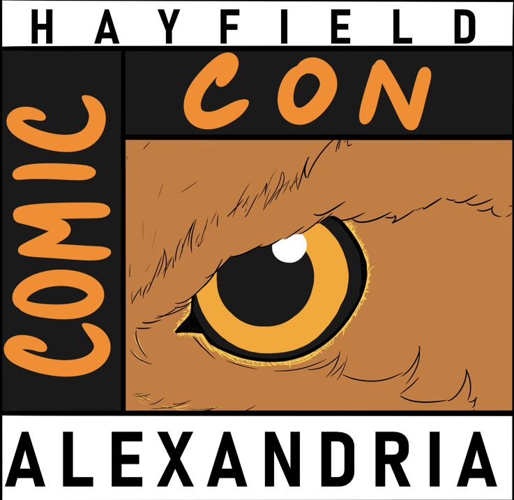 Hayfield Comic Con