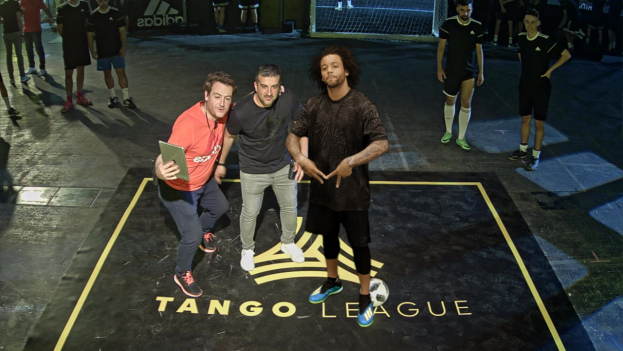 Adidas Tango League – Madrid