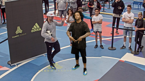 Adidas Tango League – Paris