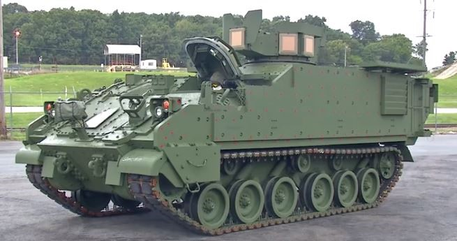 Armored Multi-Purpose Vehicle (AMPV)