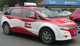 Byd Taxi