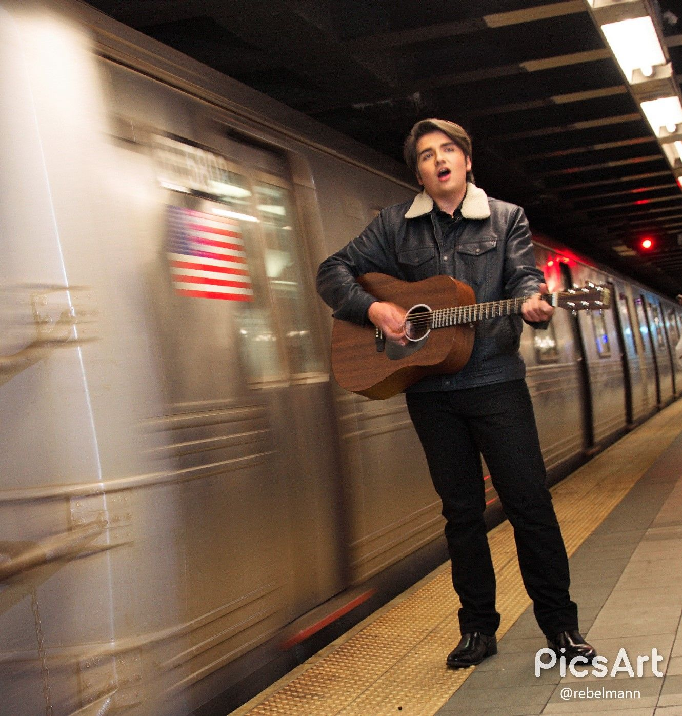 Clayton Mann : The Metro : Photo by #Udor