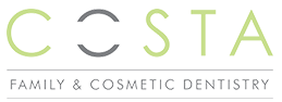 Costa Family & Cosmetic Dentistry Logo png