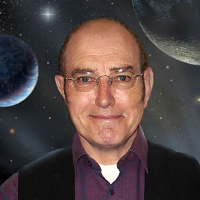 David A. Hardy, FBIS, FIAAA, legendary space artist