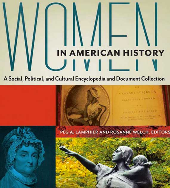 Dietrich Featured in Women In American History