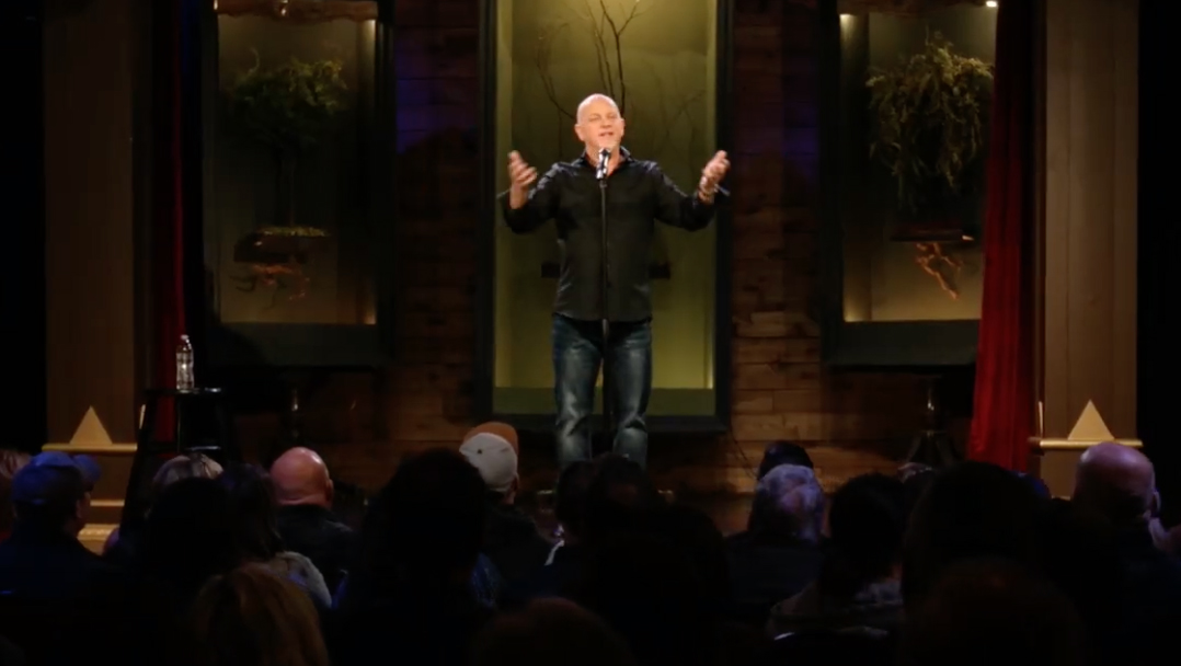 Don Barnhart Proves Clean Comedy Can Be Hysterically Funny