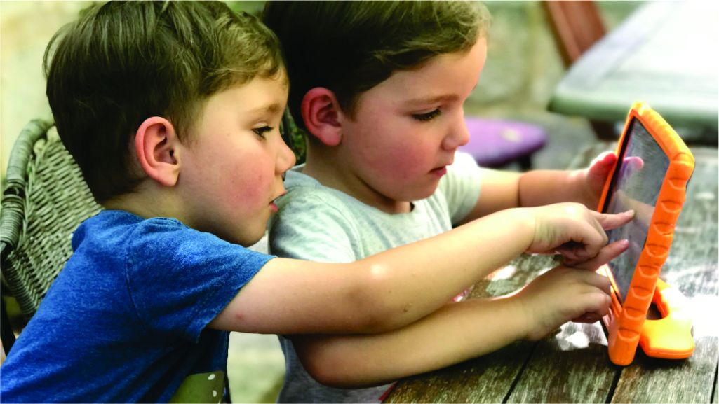 Early Learning with Augmented Reality