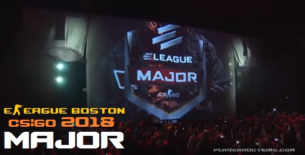 ELEAGUE CSGO Major 2018_Playerauctions