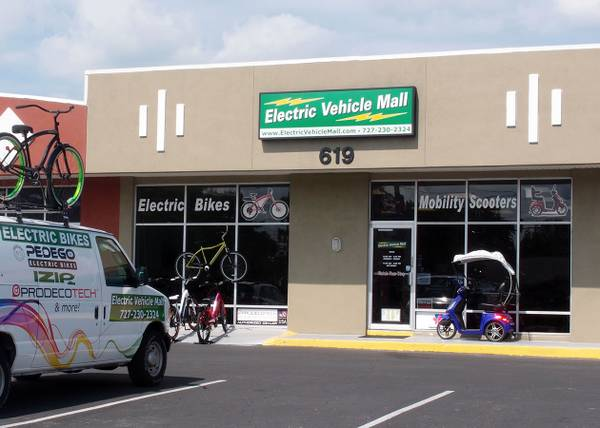 Electric Vehicle Mall Location