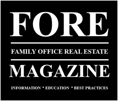 The Family Office Real Estate Magazine