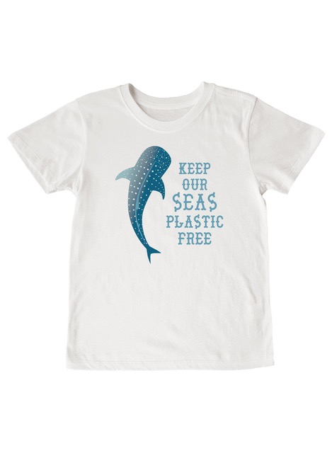 Feather 4 Arrow Keep Seas Plastic Free T Shirt