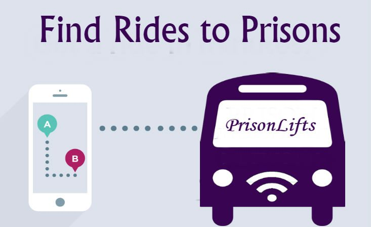 Find Rides to Prisons with PrisonLifts