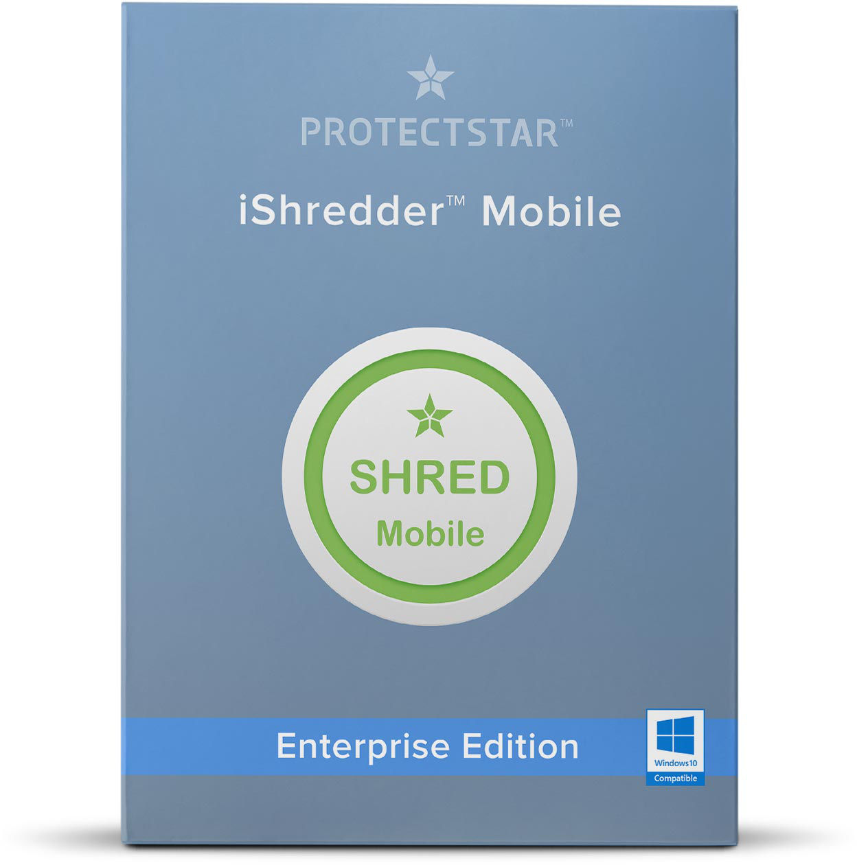 iShredder Mobile Enterprise to erase Android and iOS devices