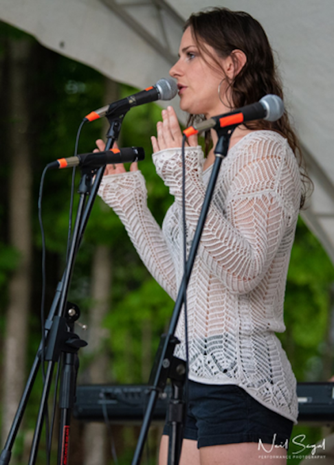 Lindsey Webster, Performs at The Colony for Woodstock 50th