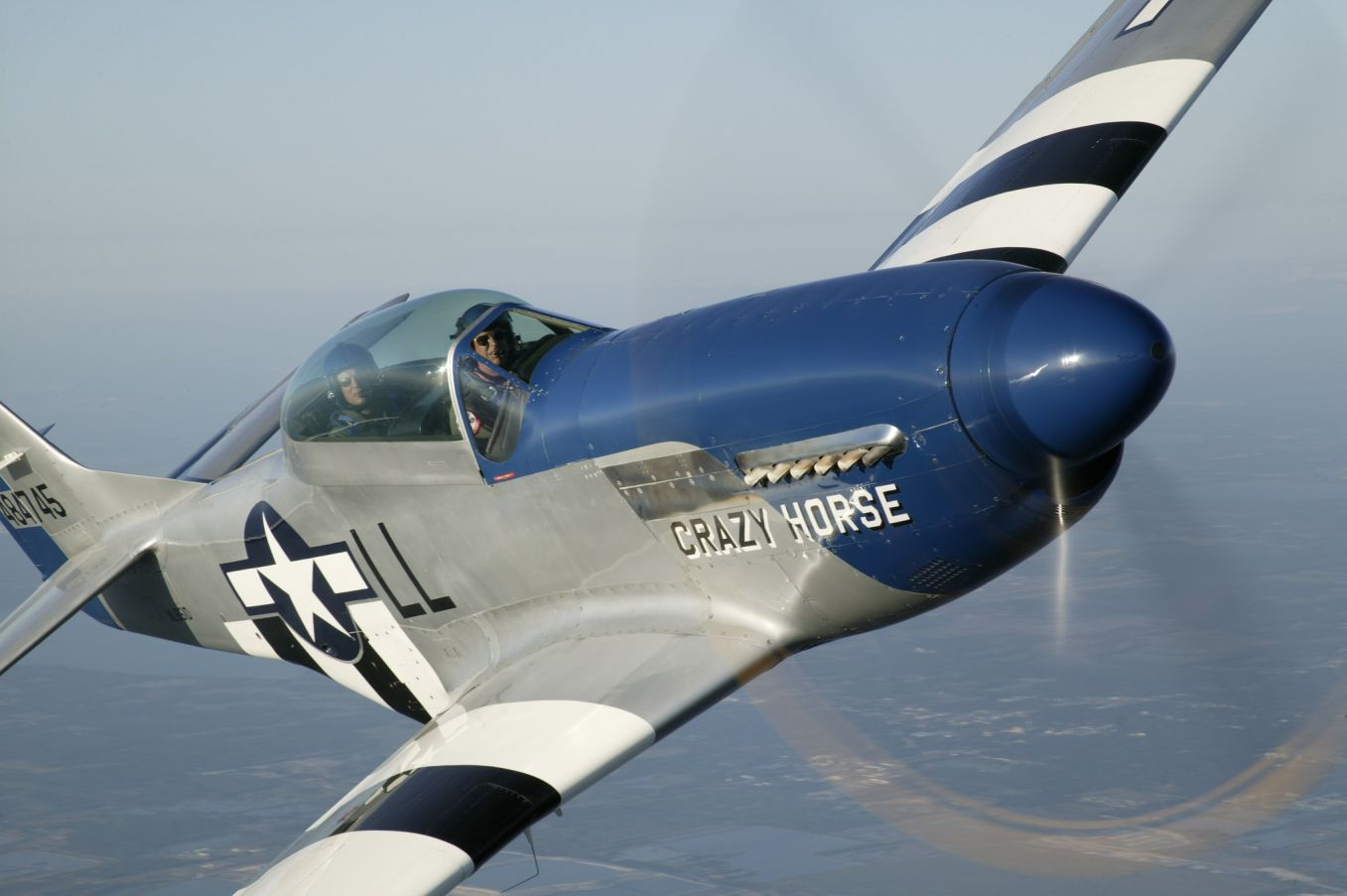 Mercy Flight Southeast fundraiser offers a chance to fly a P-51 Mustang.