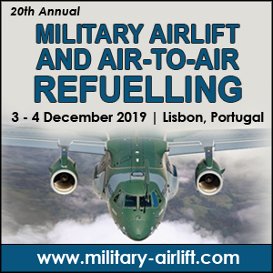 Military Airlift and Air-to-Air Refuelling 2019