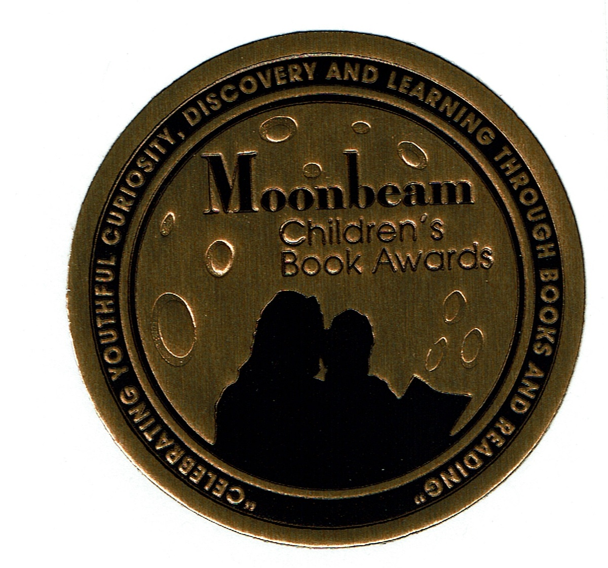 Moonbeam Children's Book Award Bronze Seal