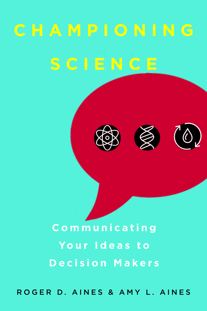 New Book Helps Scientists Become Better Communicators