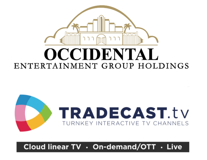 Occidental Entertainment Group Holdings /TradeCast TV Logos