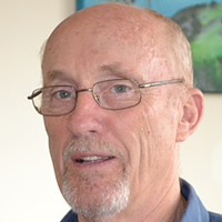 Peter Glassborow, New Zealand author