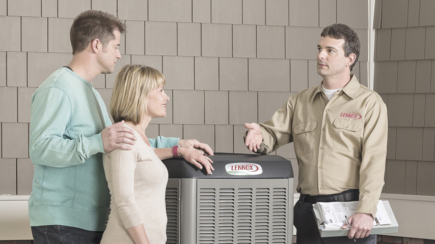 Robinson Heating & Cooling air conditioning repair