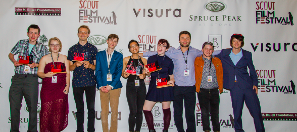 Scout Film Festival celebrates young film makers age 24 and under.