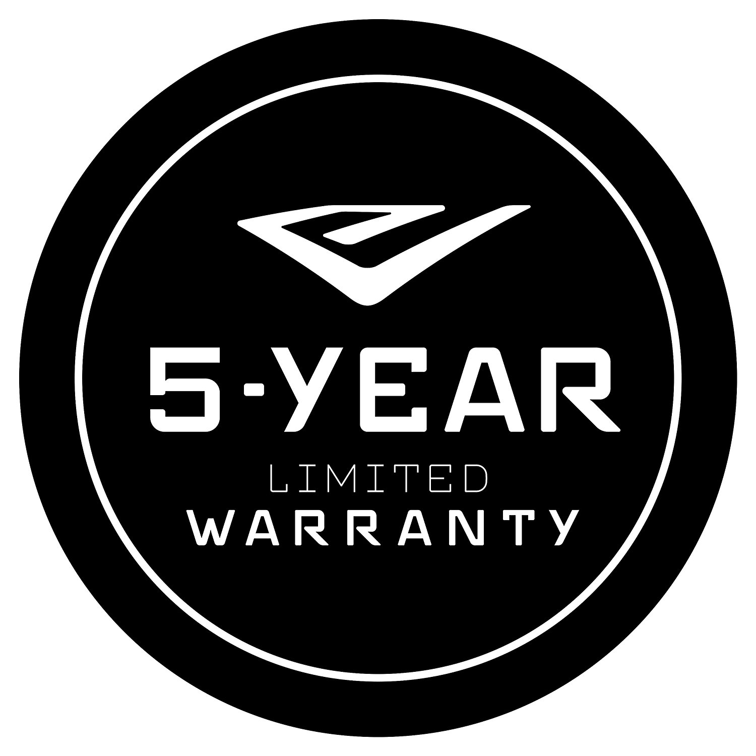 Sell, and Buy, Earthquake with Confidence: Industry-leading 5-year Warranty