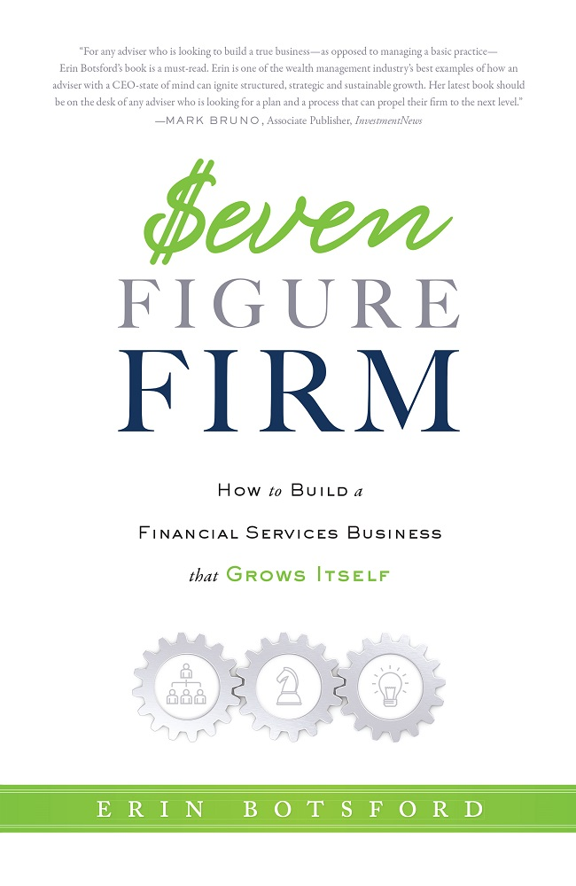 Seven Figure Firm book by Erin Botsford
