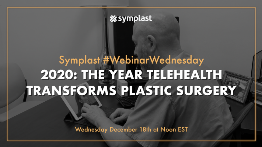 Symplast Telehealth Webinar Dec. 18th Noon EST