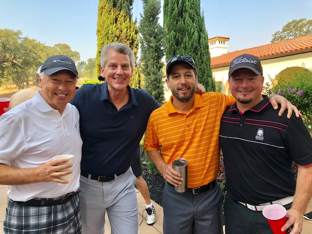 The New Home Company Hosts Golf Tournament benefitting HomeAid Sacramento
