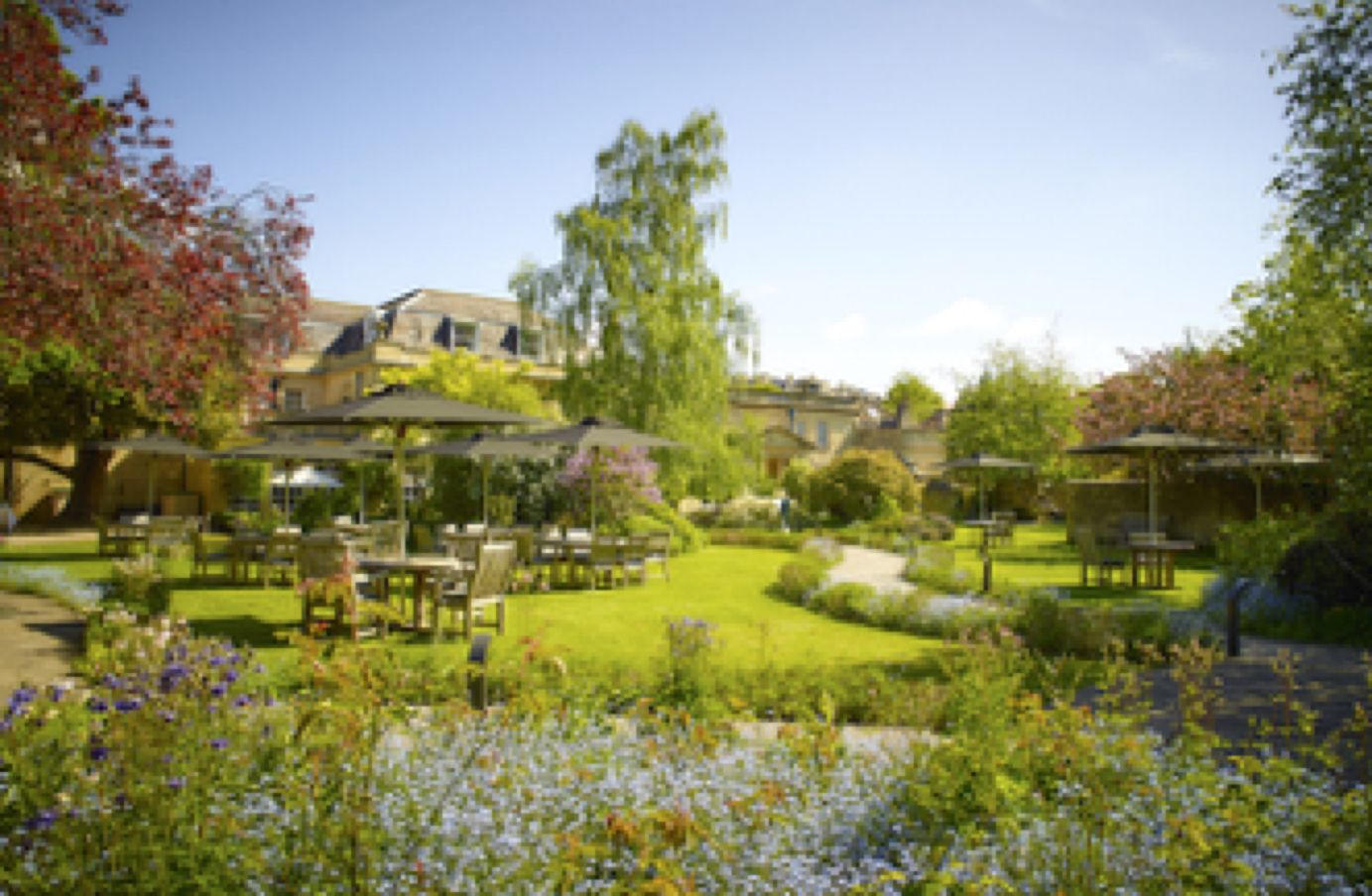 The Royal Crescent Hotel & Spa Gardens