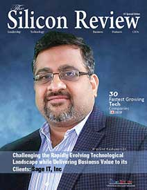The Silicon Review - 30 Fastest Growing Tech Comp