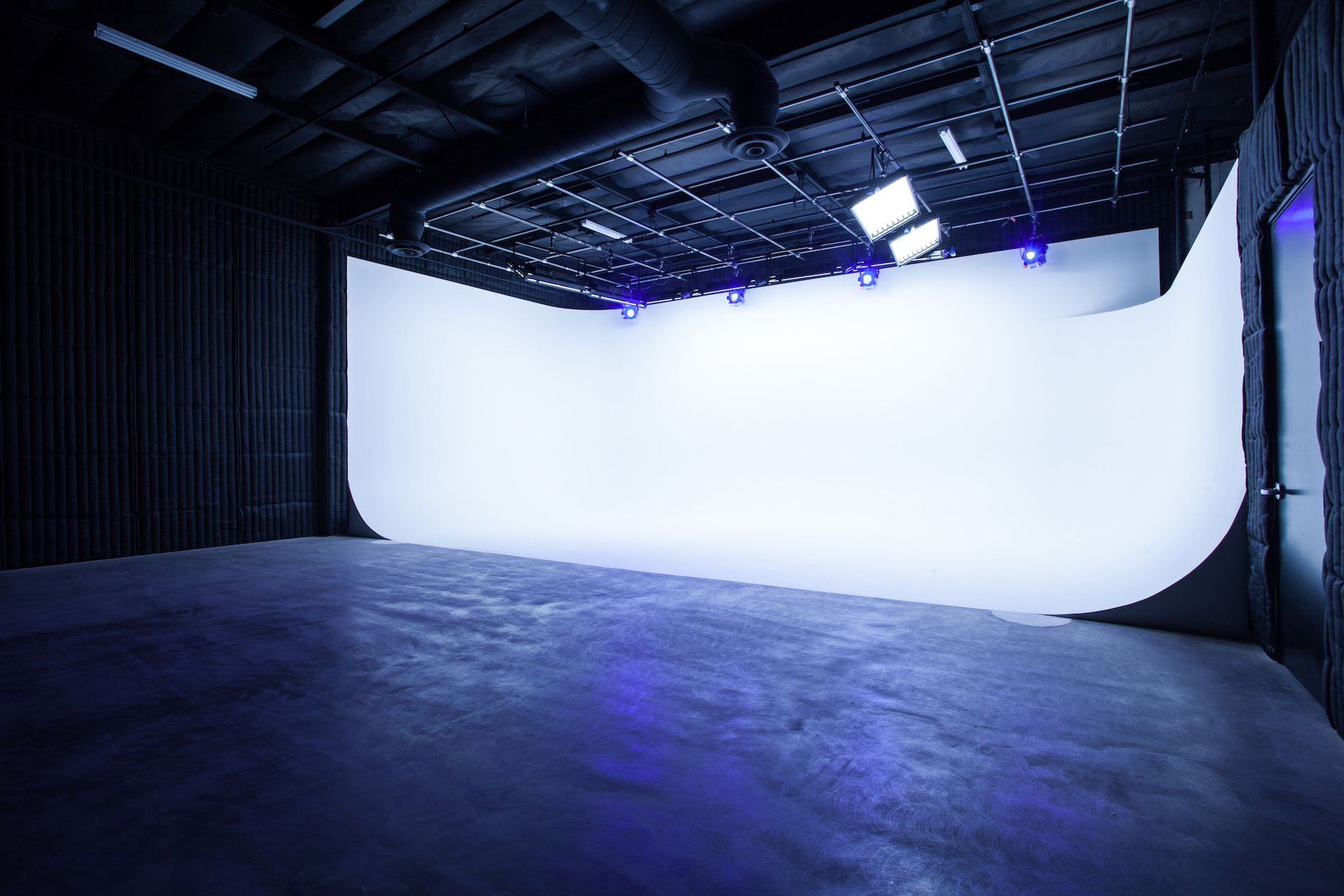 The Sound Stage at Hybrid Studios