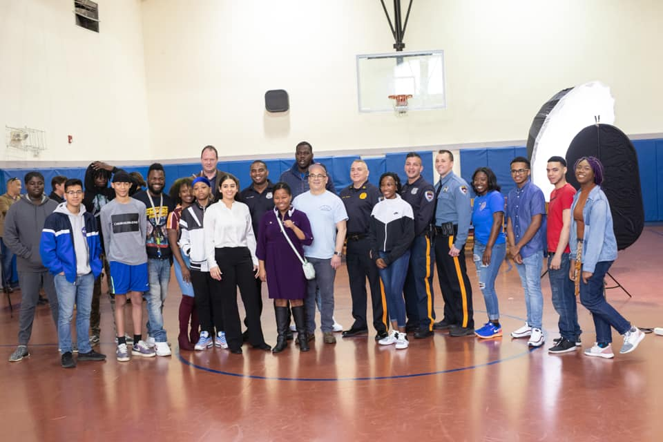 Trenton Youth, Trenton Police, Mayor Gusciora