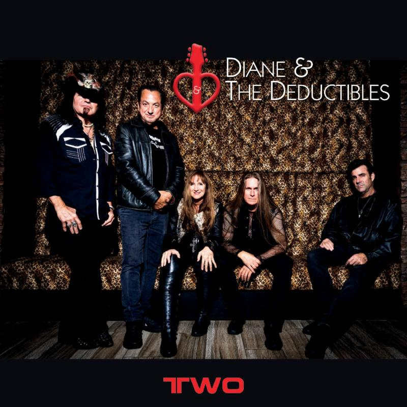 TWO by Diane & The Deductibles Available Now!