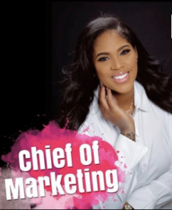 Vanity Perkins, Chief of Marketing Operations