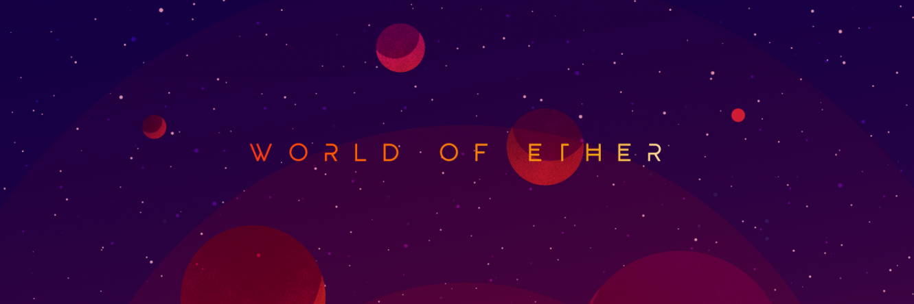 A World of Ether wallpaper.